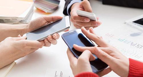 Comment transférer les contacts d'un appareil iPhone à un Samsung Galaxy S9