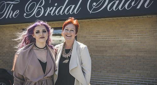 Profil de petite entreprise : The Bridal Salon