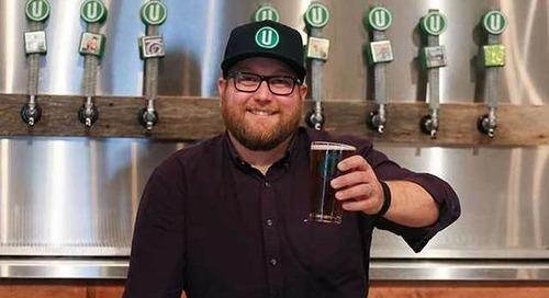 Profil d'une petite entreprise : Upstreet Craft Brewing