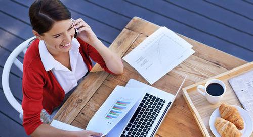 Quatre façons de maintenir votre productivité cet été