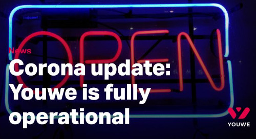 [ News ] Corona update: Youwe UK is fully operational