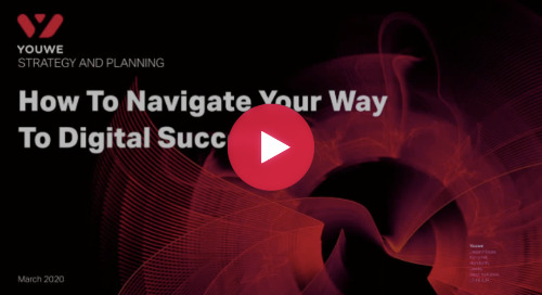[ Webinar ] How to Navigate Your Way to Digital Success