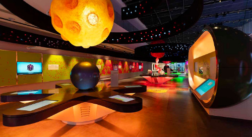 Space is your Canvas: Creating Innovative Corporate Environments to Enhance The Customer Experience