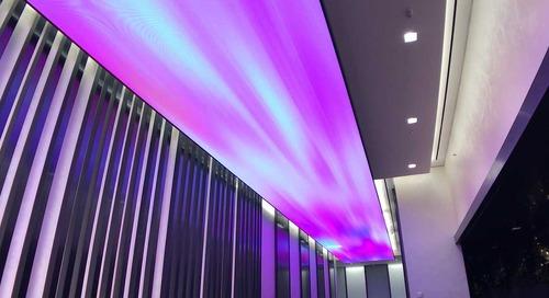 250 W 57th Street Lobby Ceiling