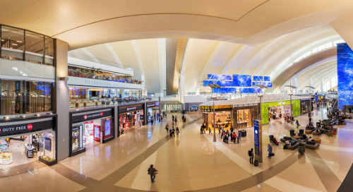 Tom Bradley International Terminal at LAX