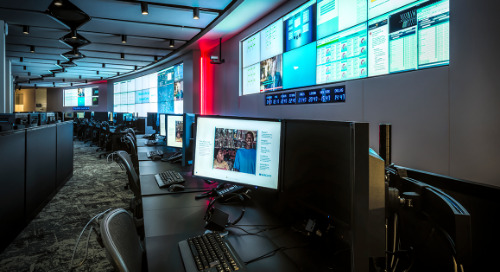 Barclay's Global Command Centre
