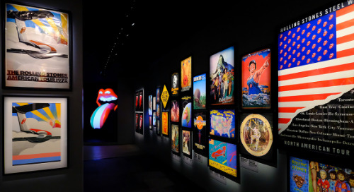 Exhibitionism - The Rolling Stones Touring Exhibition