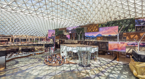 The Spectacle, MGM Cotai