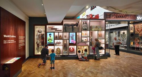 Horniman Museum World Gallery