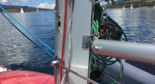Tips to unlock speed on smaller Corsair trimarans