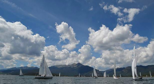 Where in the world is the highest regatta held?