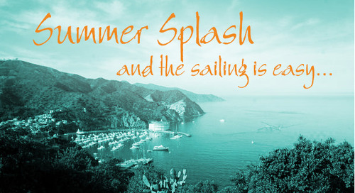 2018 Summer Splash to Catalina Island is On!