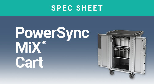 PowerSync MiX Cart