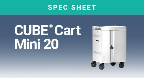 CUBE Cart Mini for MacBook and iPad