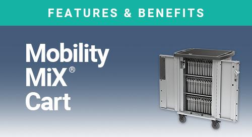 Mobility MiX Cart
