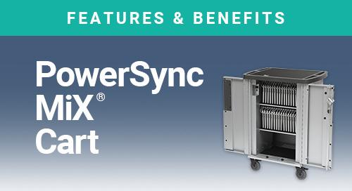 PowerSync MiX Cart