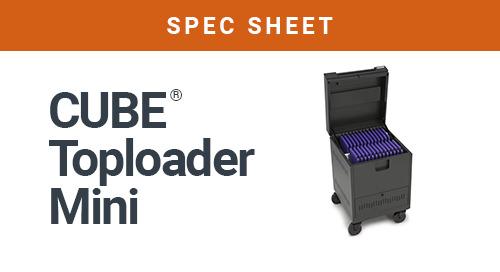 CUBE Toploader Mini