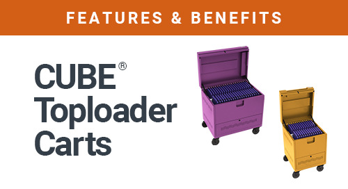 CUBE Toploader Carts