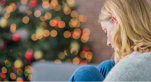 Tips for managing the holiday blues