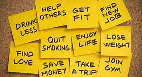 8 Tips for Keeping Your Healthy New Year's Resolutions