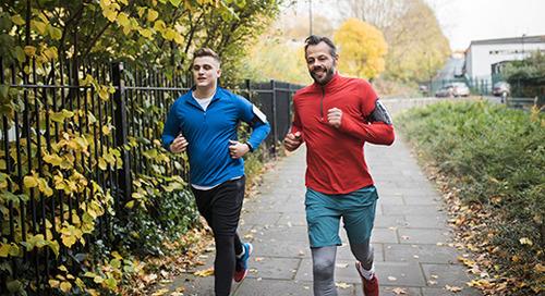 Preparing for marathons and half-marathons