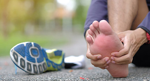 Top 10 foot problems that send people to the podiatrist