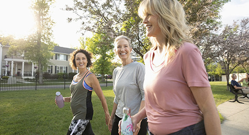 50 and fabulously healthy: wellness tips for women