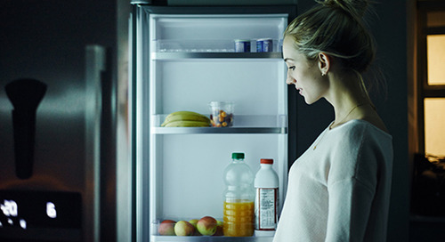 Tips for healthier midnight munching