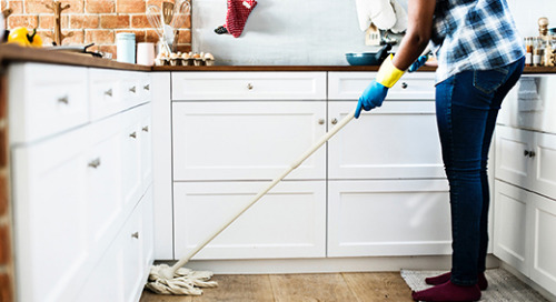 Spring Cleaning for Health