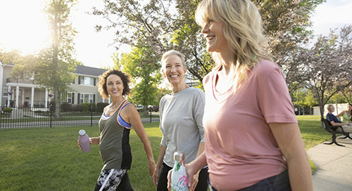 A healthy social life is good for your health