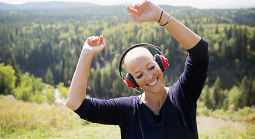 Spotlight: Music Therapy at Swedish Cancer Institute