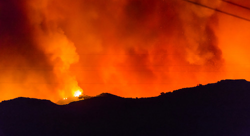 Staying safe and healthy during wildfire season