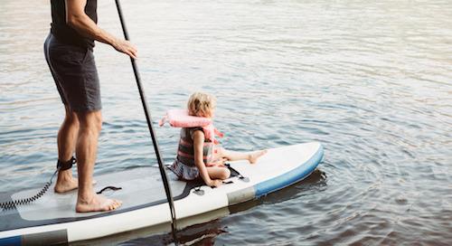 Water sport safety