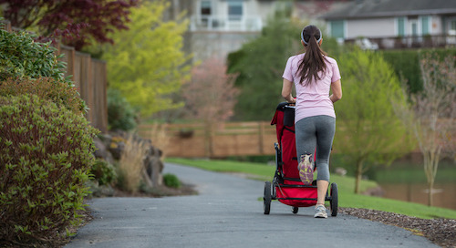 Exercise after delivery: How to avoid injury