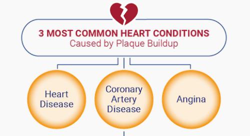 Quick guide: Prevent & reverse artery plaque buildup