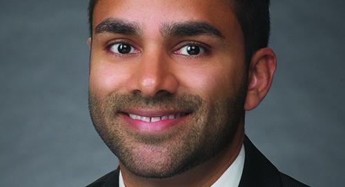 Spotlight: Dr. Krish Patel, Hematologist