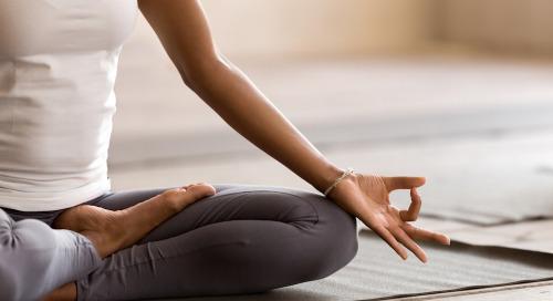 Five ways yoga improves your mind