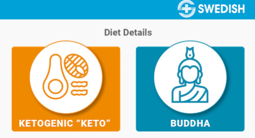 Diet series - Comparing Keto and Buddha diets