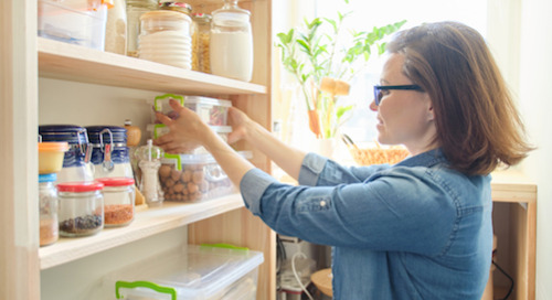 Start the year with a simple resolution: An organized pantry