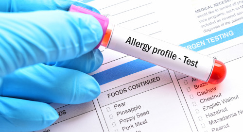 Should you test yourself for food allergies? And will it work?