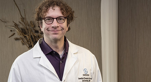 SCI Spotlight: Dr. Jed Gorden, Director of Swedish Interventional Pulmonology and Medical Director for The Center of Lung Research
