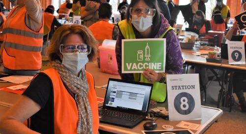 Power of Community: Swedish Vaccine Clinic at Seattle U