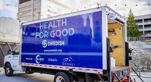 Swedish launches mobile COVID-19 vaccination clinic