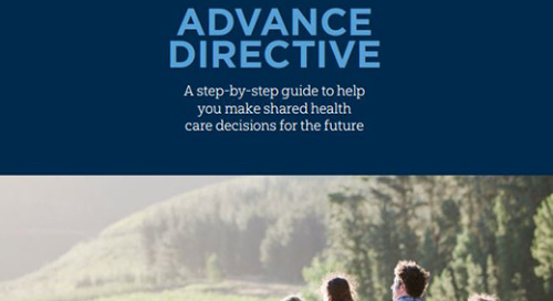 Take Charge of your Health with Advance Directives