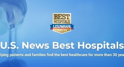 Swedish among the U.S. News & World Report Best Hospitals for 2021-22