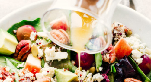 Recipe: Fall Harvest Salad