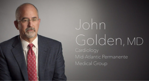 Dr. John Golden on His 25 Years at Kaiser Permanente