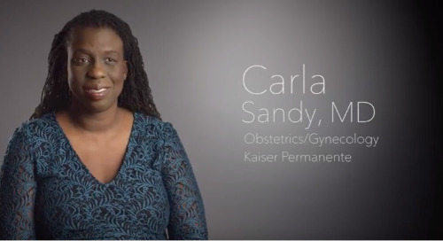 OB/GYN Dr. Carla Sandy On High-Risk Pregnancies