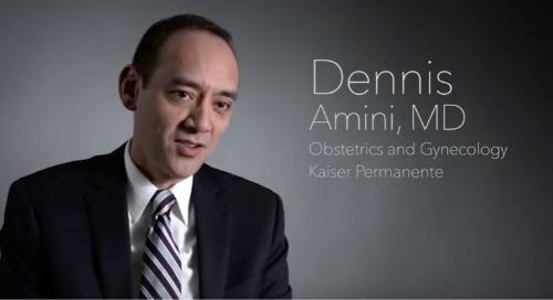 Dr. Dennis Amini on Managing Complicated Pregnancies
