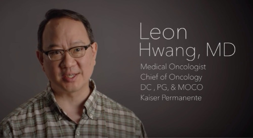Oncologist Dr. Leon Hwang On Treating Breast Cancer